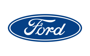 Android Auto Compatible car featuring Ford Logo