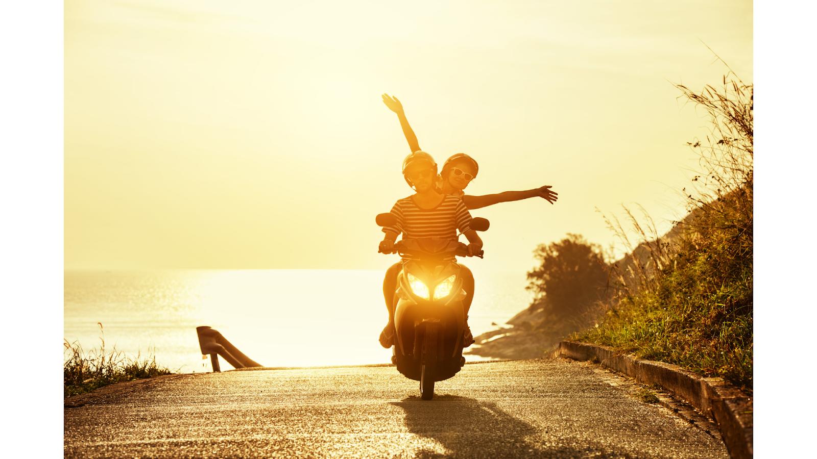 minyak enjin motosikal yang berkualiti, tunggangan lebih baik