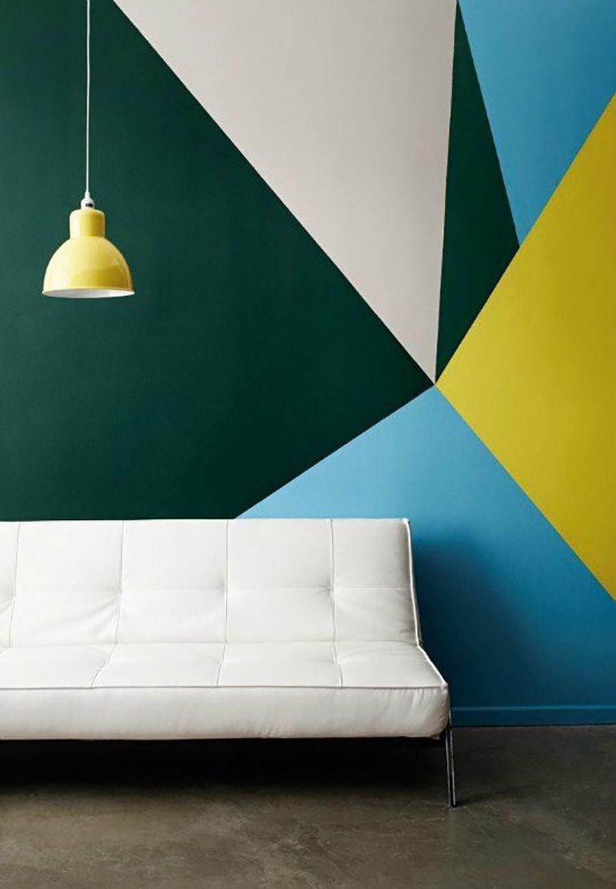 tendencias-decoracion-ecologica-papel-pintado-geotmetrico