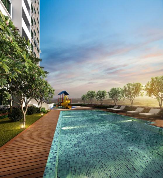 Acacia Residences, Salak Perdana - Serviced apartment Freehold baru bawah RM300K 7