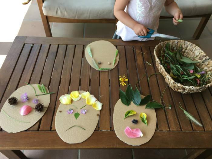 Creatividad + Motricidad fina en primavera - Club Peques Lectores ...