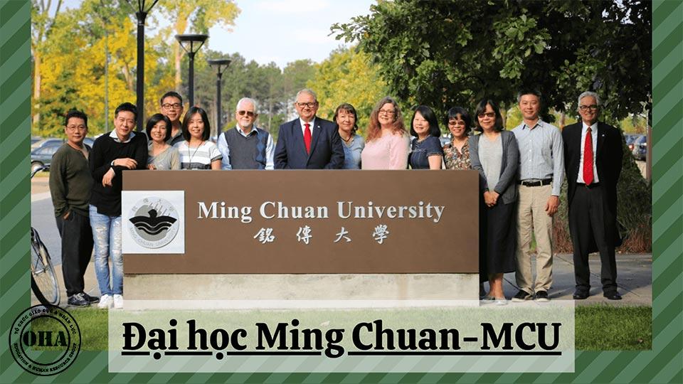 Đại học Ming Chuan-MCU