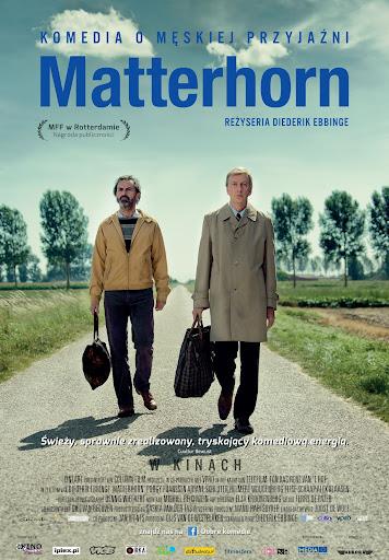Polski plakat filmu 'Matterhorn'