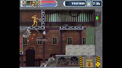 Power Ranger Dino Thunder Red Hot Rescue Cheats
