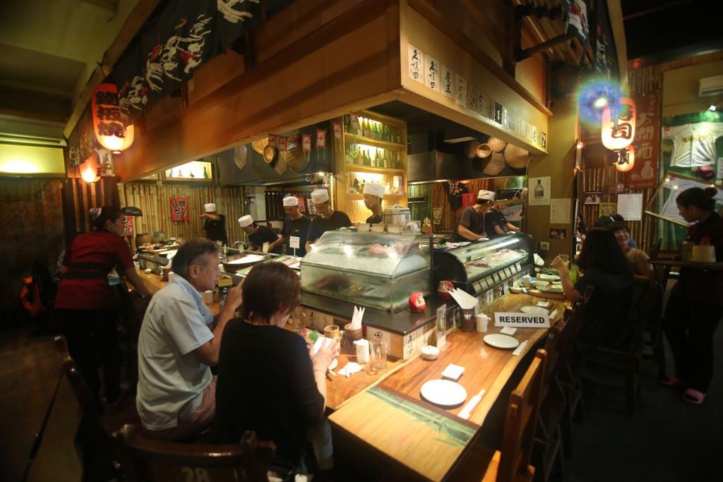 Take Japanese Restaurant - sake bar bali