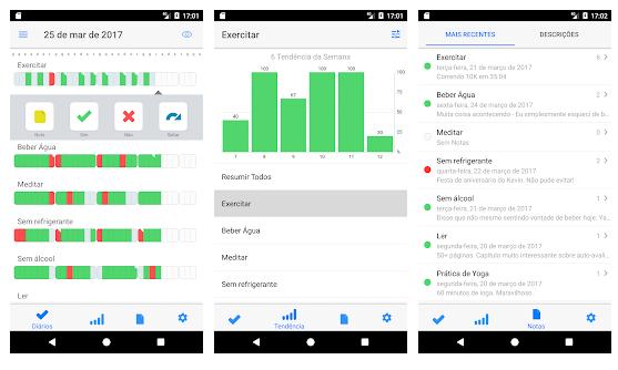 foto google play do aplicativo Way of Life - The Habit Tracker
