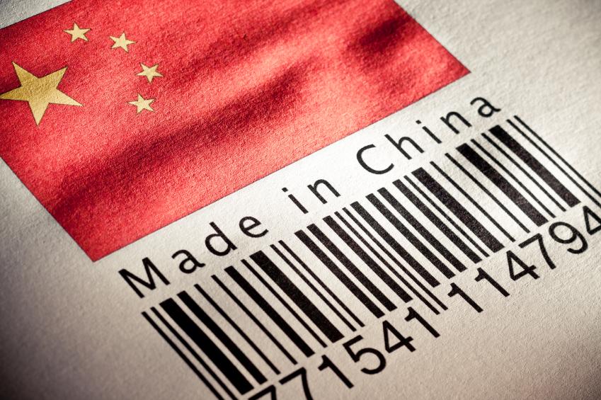 nhận biết hàng hóa Trung Quốc