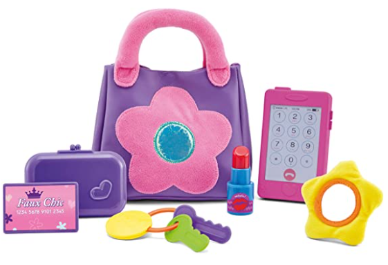 10. Kidoozie My First Purse