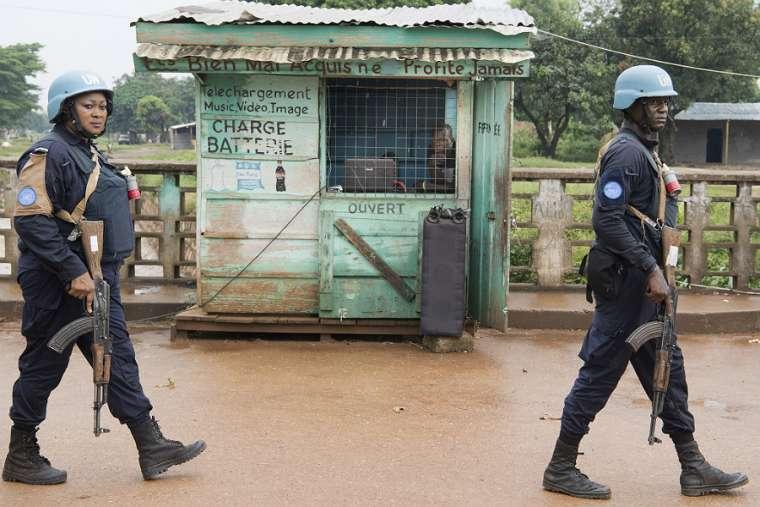 Ít nhất 42 người chết trong Nhà thờ Chính tòa ở Cộng hòa Trung Phi