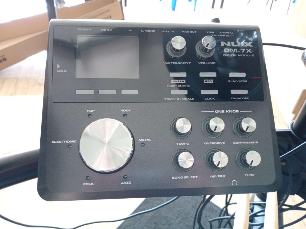 NUX DM-7X กลองไฟฟ้าของมืออาชีพ 5