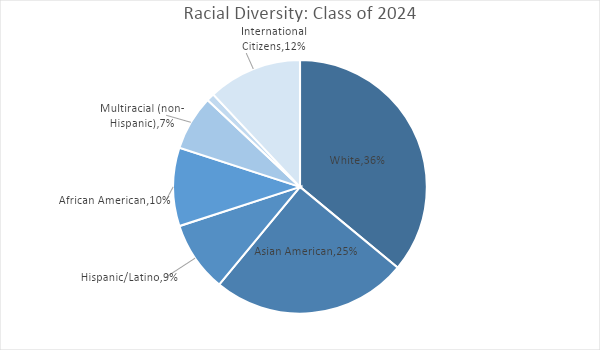 racial diversity among princeton students