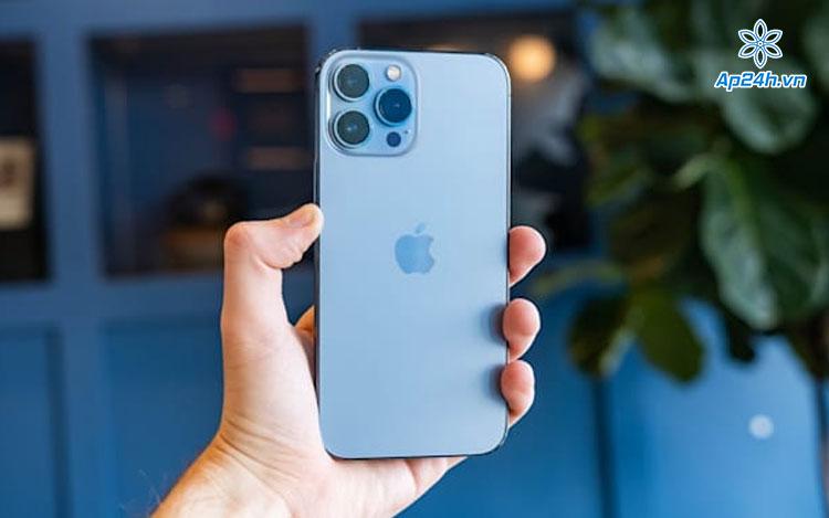 Hình ảnh iPhone 13 Pro Max Sierra Blue
