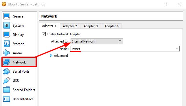 Virtual Hacking Lab - Network isolate Windows 10 VM in VirtualBox. Source: nudesystems.com