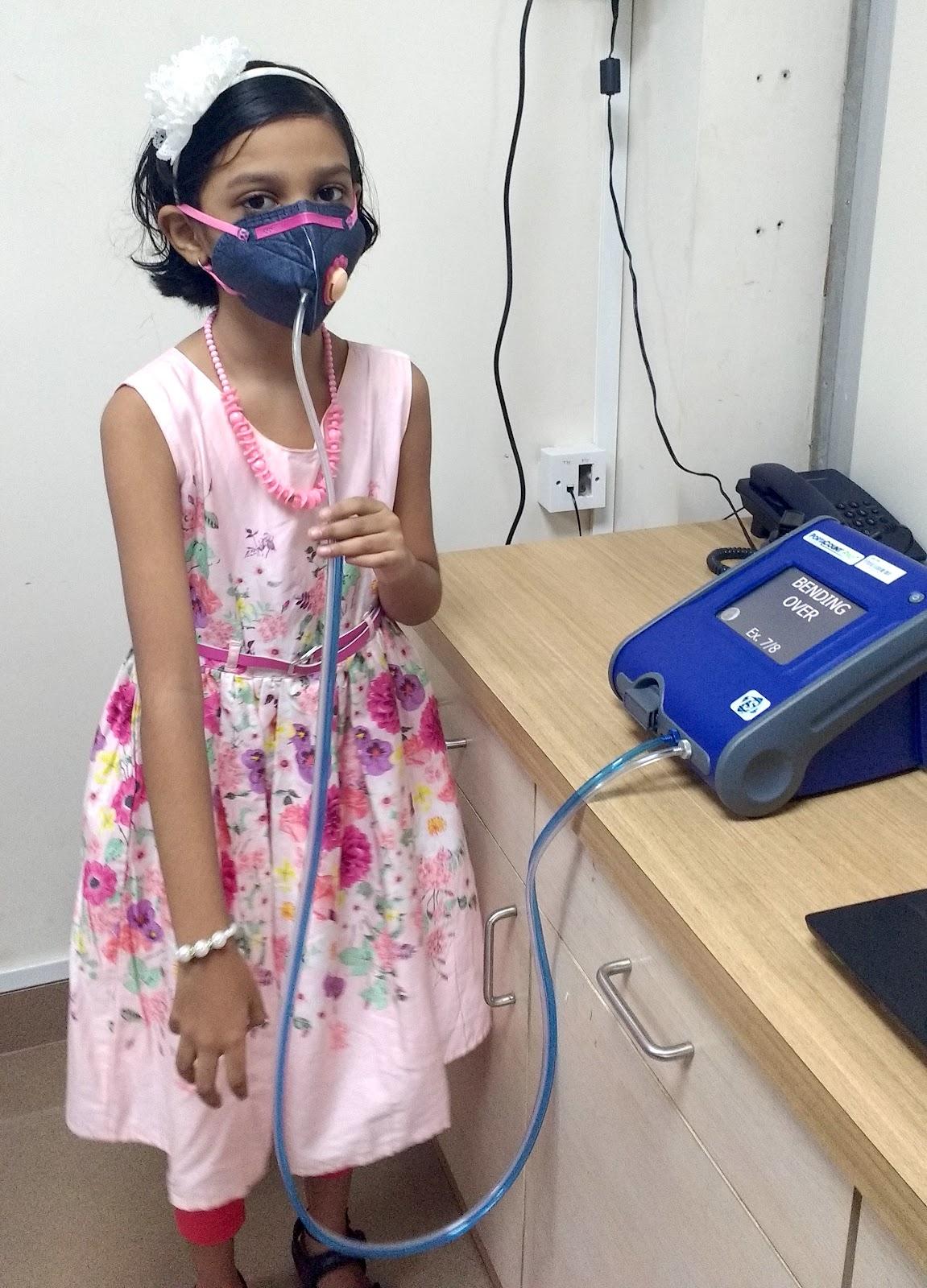 Children's Mask Fit Test