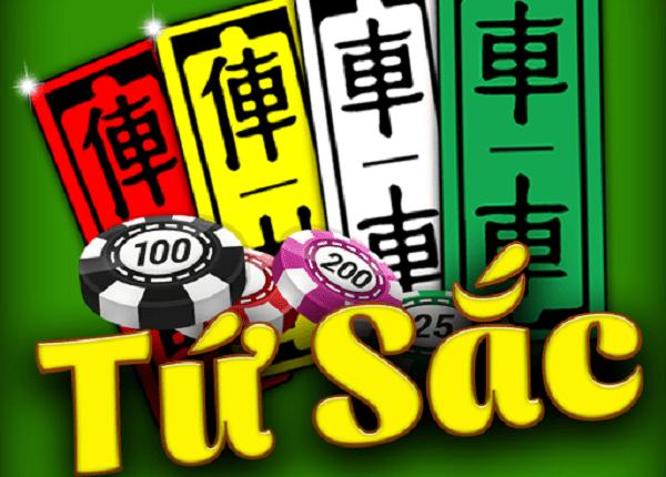 Tứ sắc là một trong những game bài bắt nguồn từ Trung Quốc