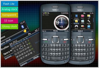 Nokia c3 flash player free