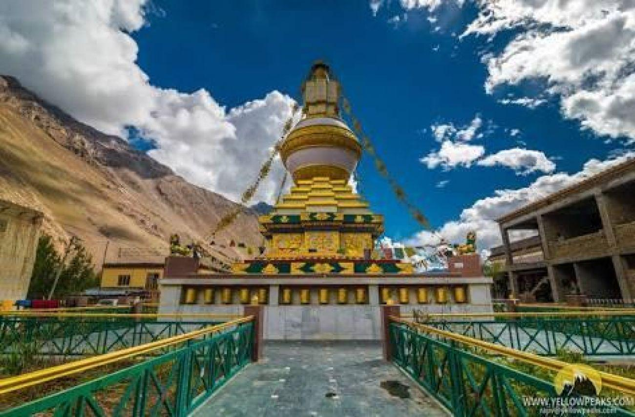 Image result for tabo monastery images