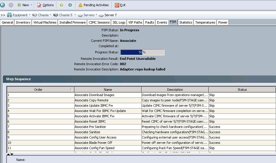 Virtual Admin: Cisco UCS Firmware upgrade Guide