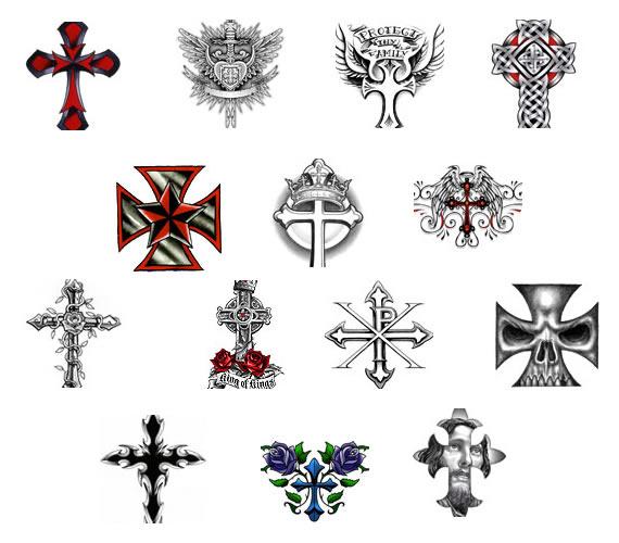 Significados De Tatuagens De Cruz