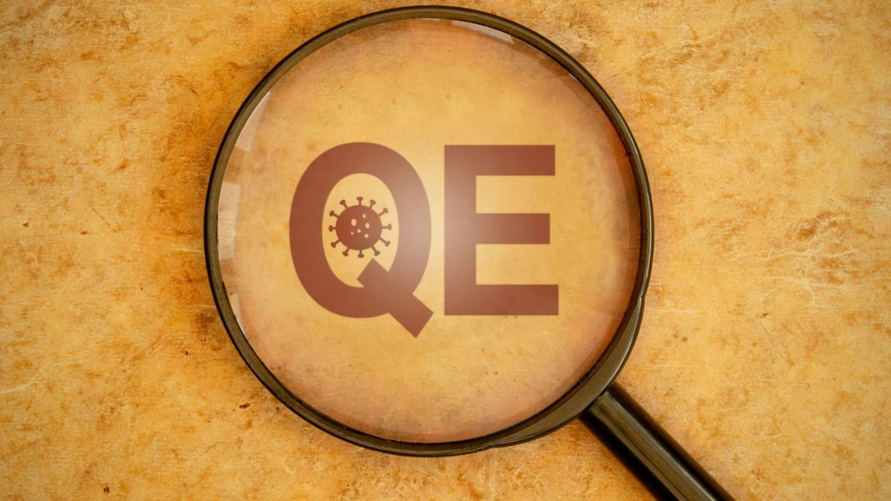 Explaining Quantitative Easing (QE)?