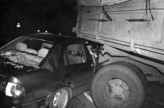 ДТП, внаслідок якого нібито загинув найрейтинговіший у середині 90-х опозиційний політик В'ячеслав Чорновіл