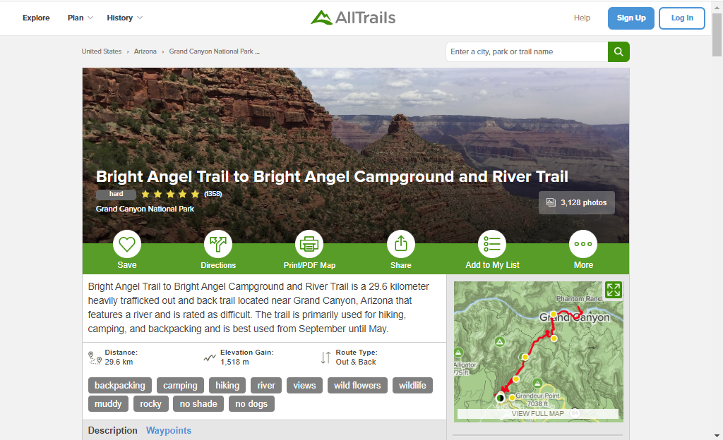 Live the Adventure! How to Plan and Prep Your Hikes 7