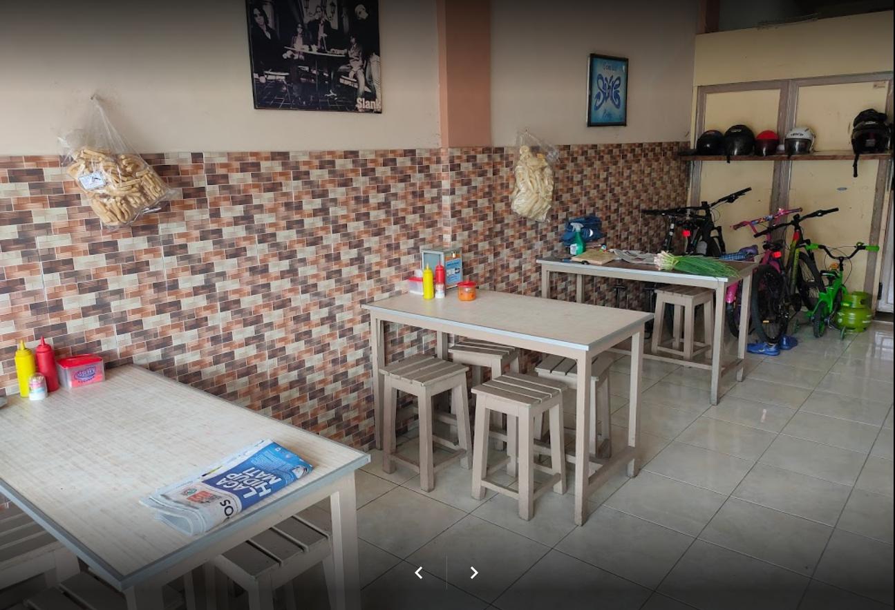 Gambaran tempat Bakso Pak Samut yang merupakan salah satu bakso yang enak dan murah di Malang