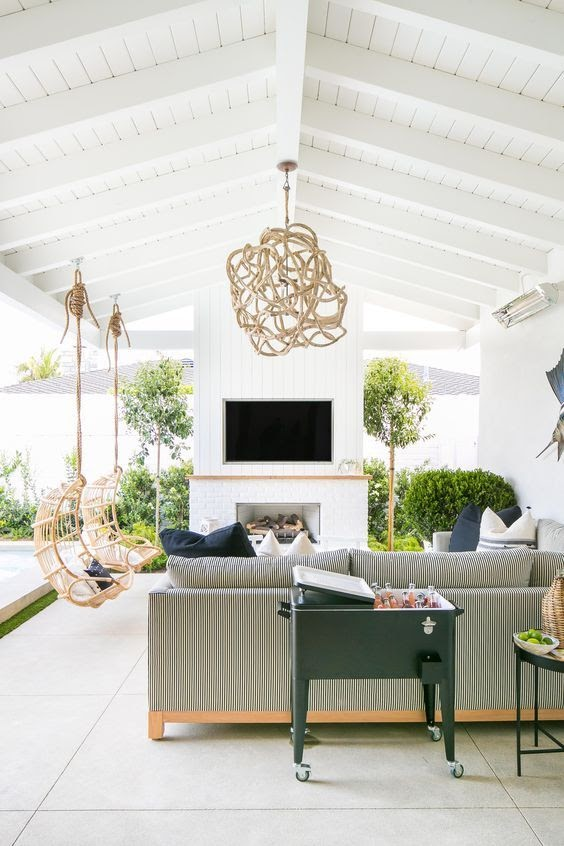 tara fust design vacation vibes at home design atlanta buckhead ga chair swing reading
