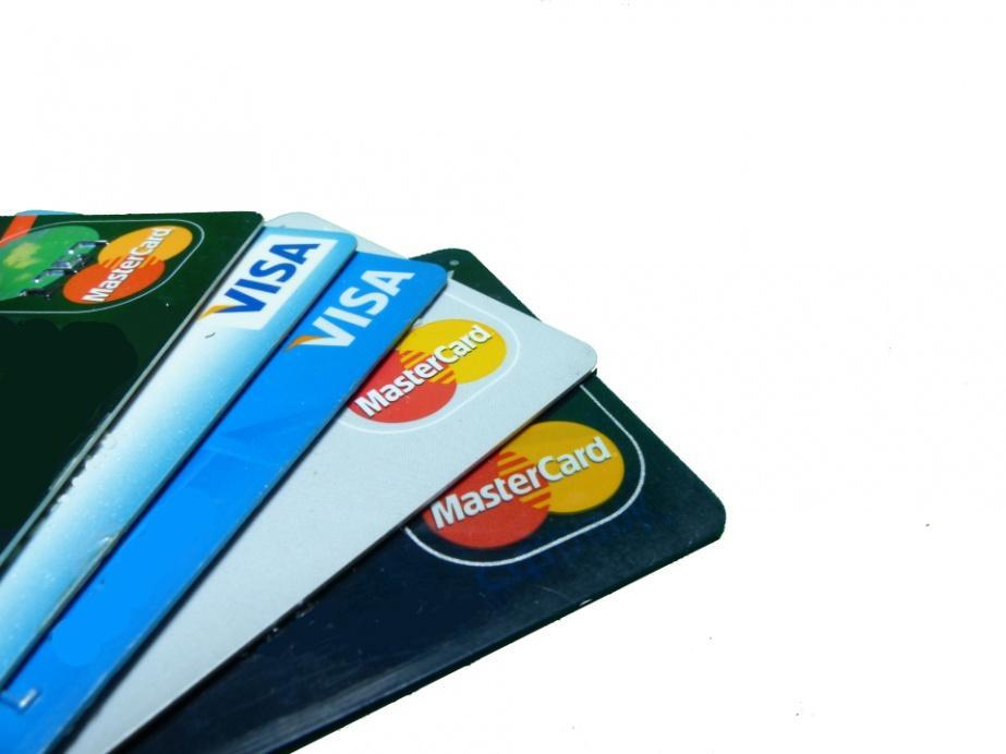 mastercard visa cc free photo