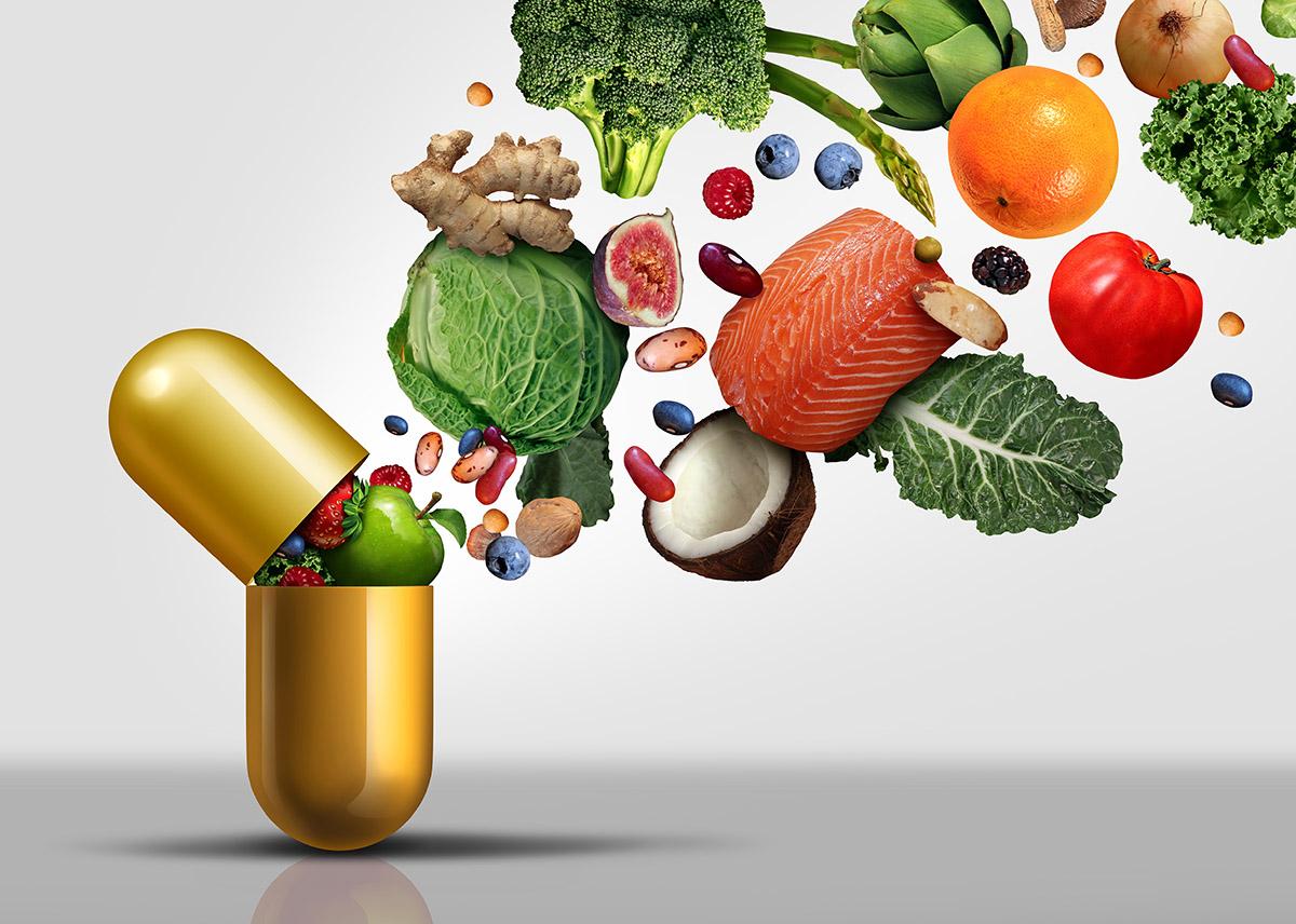 A multivitamin can be part of your wellness regimen