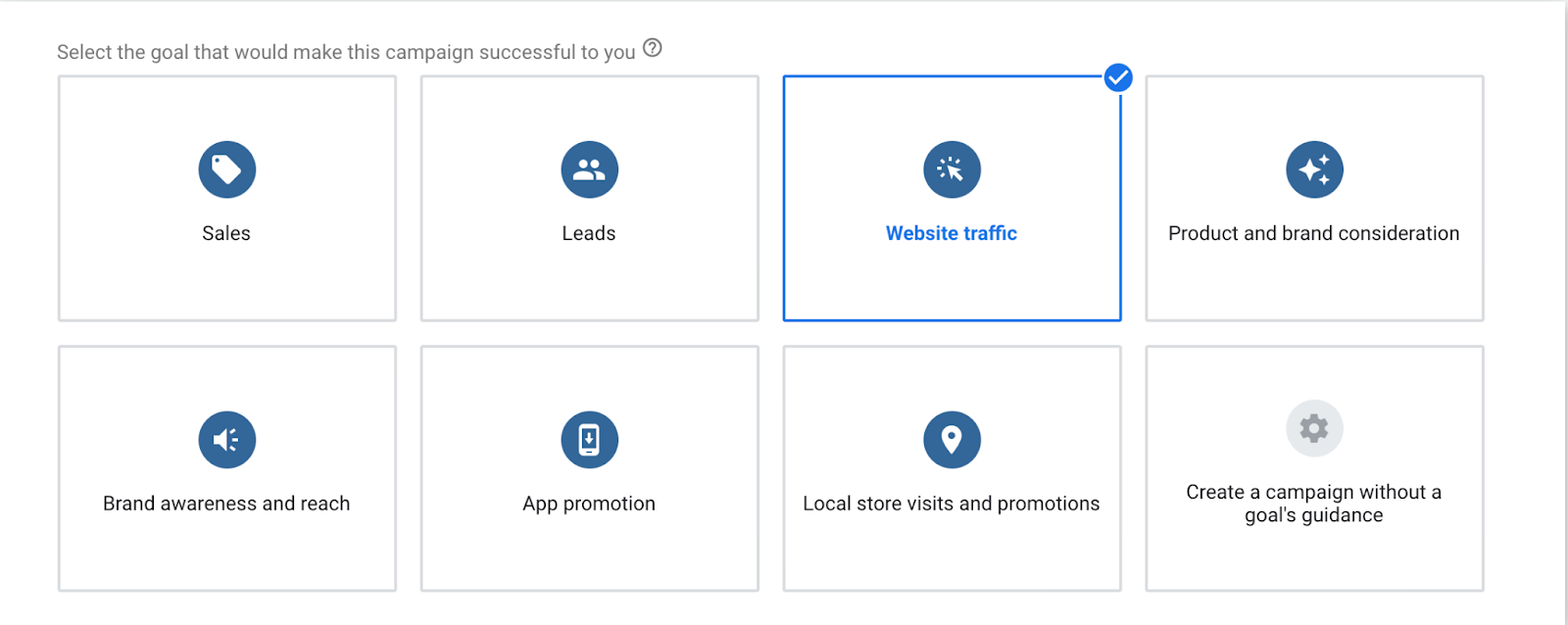 Campaign Goals for your Google Ads For Contractors