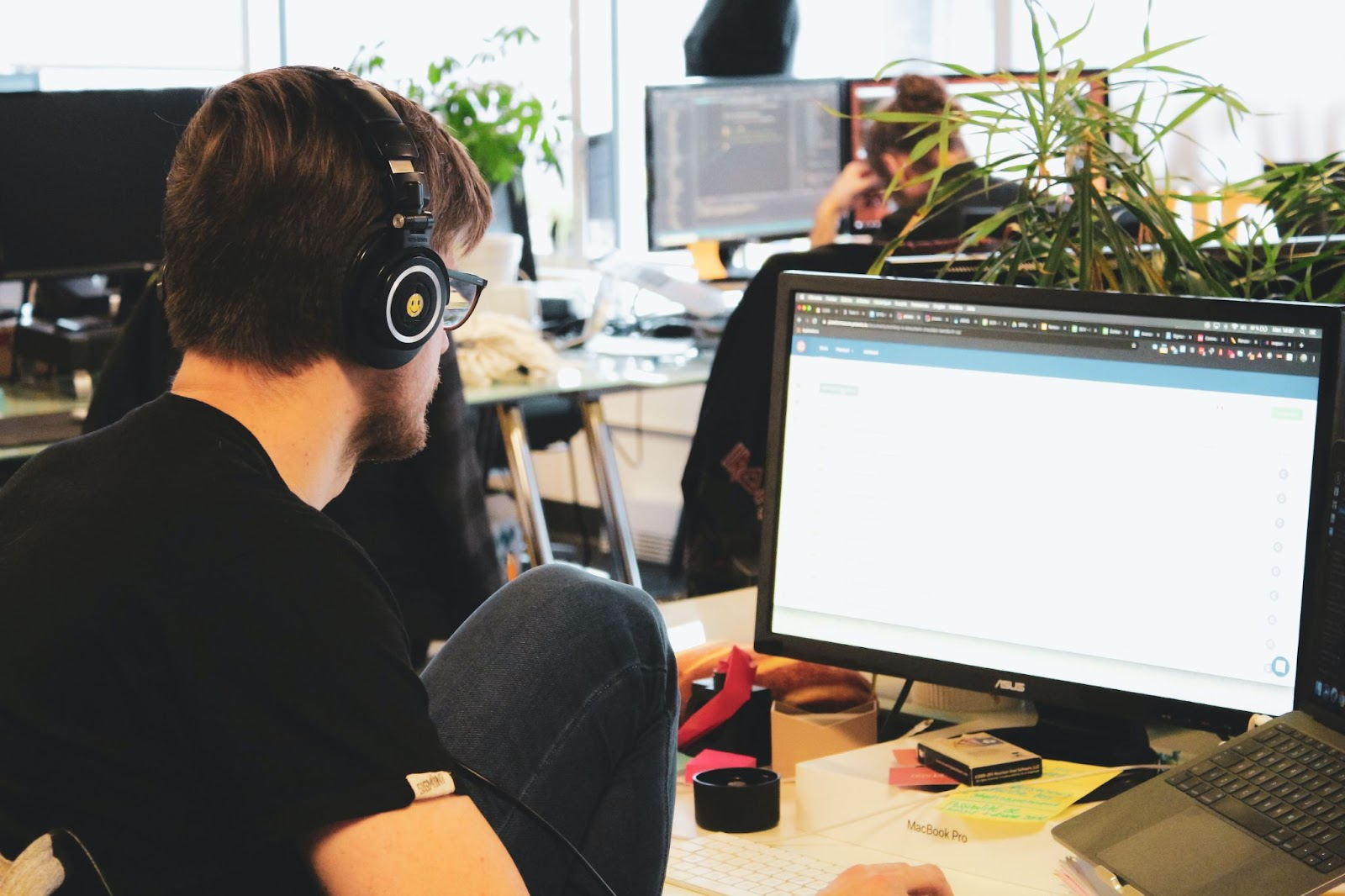 a software developer
