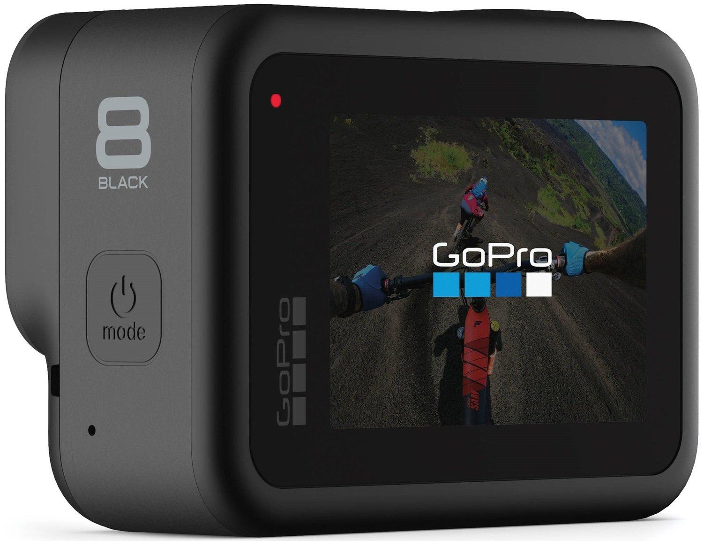 Большой сенсорный экран экшн-камеры GoPro HERO8 Black