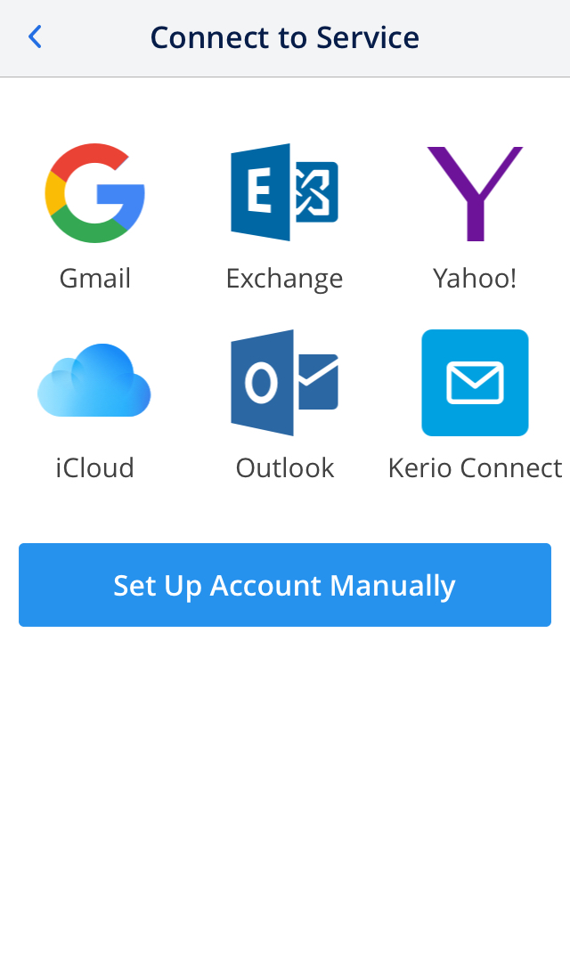 Readdle Knowledge Base - Cannot Connect to an iCloud Account
