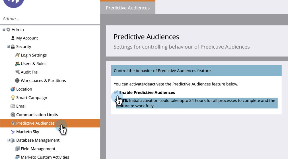 predictive audiences