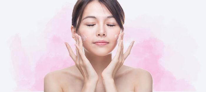Da mặt cần được chăm sóc sau khi rửa mặt bằng nước nóng