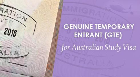 What's GTE? Why you must know about GTE when looking to study in Australia?