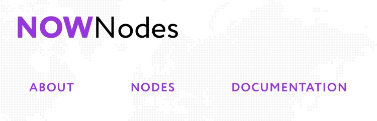 NOWNodes, cryptocurrency, RPC, blockchain