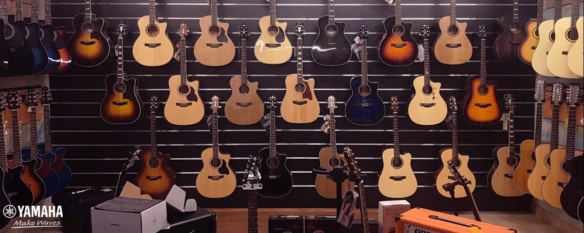 mua đàn guitar acoustic ở hà nội