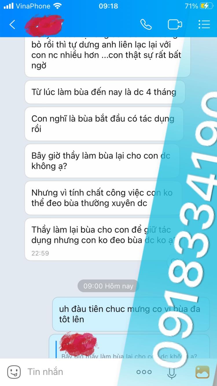 Nơi cung cấp bùa yêu ở Hà Giang uy tín