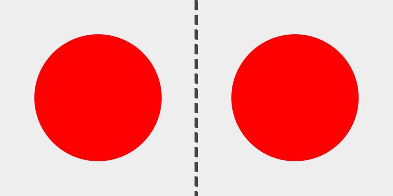Ejemplo de balance simétrico