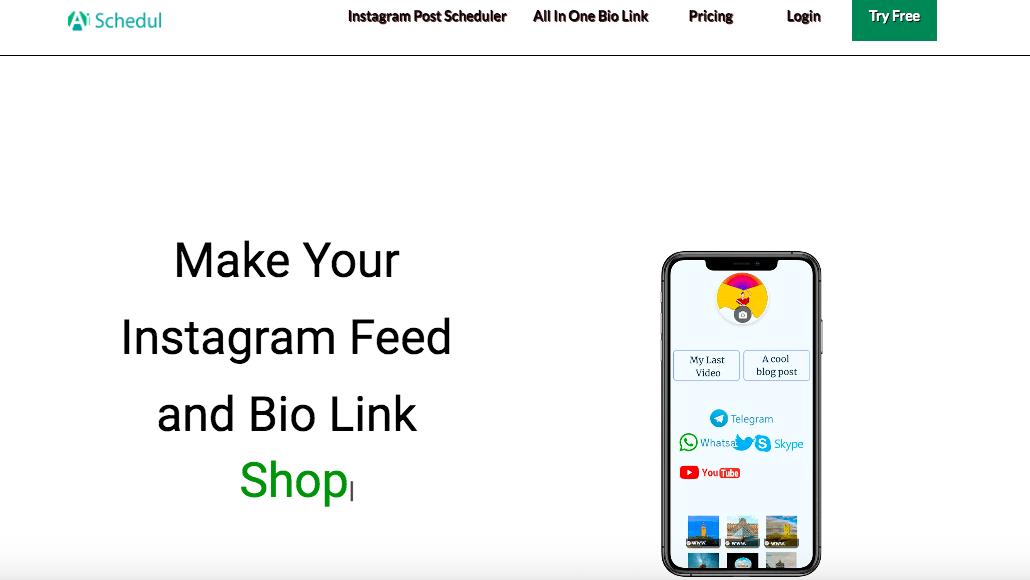add links to Instagram posts
