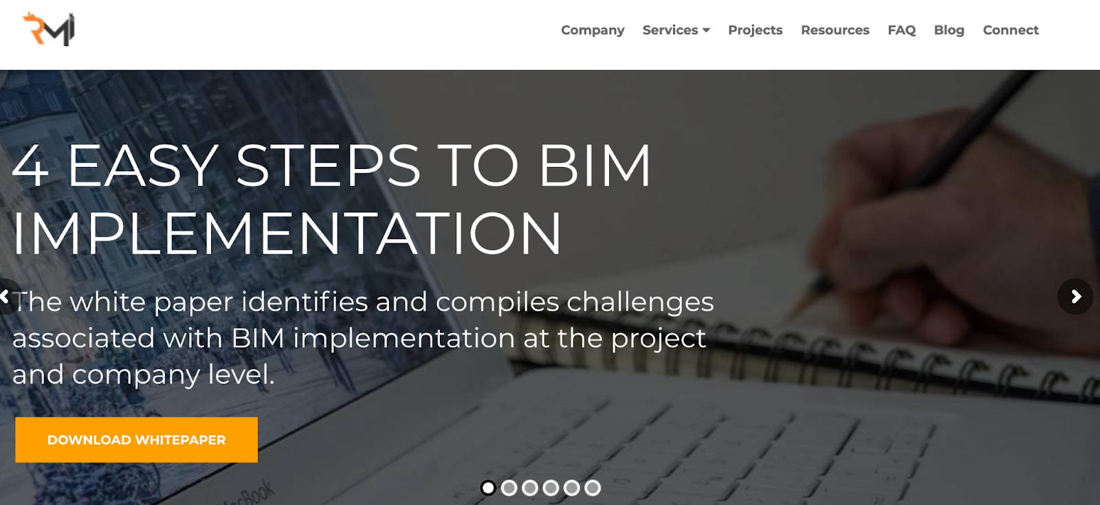 Revit Modeling India website – bim outsourcing company in India