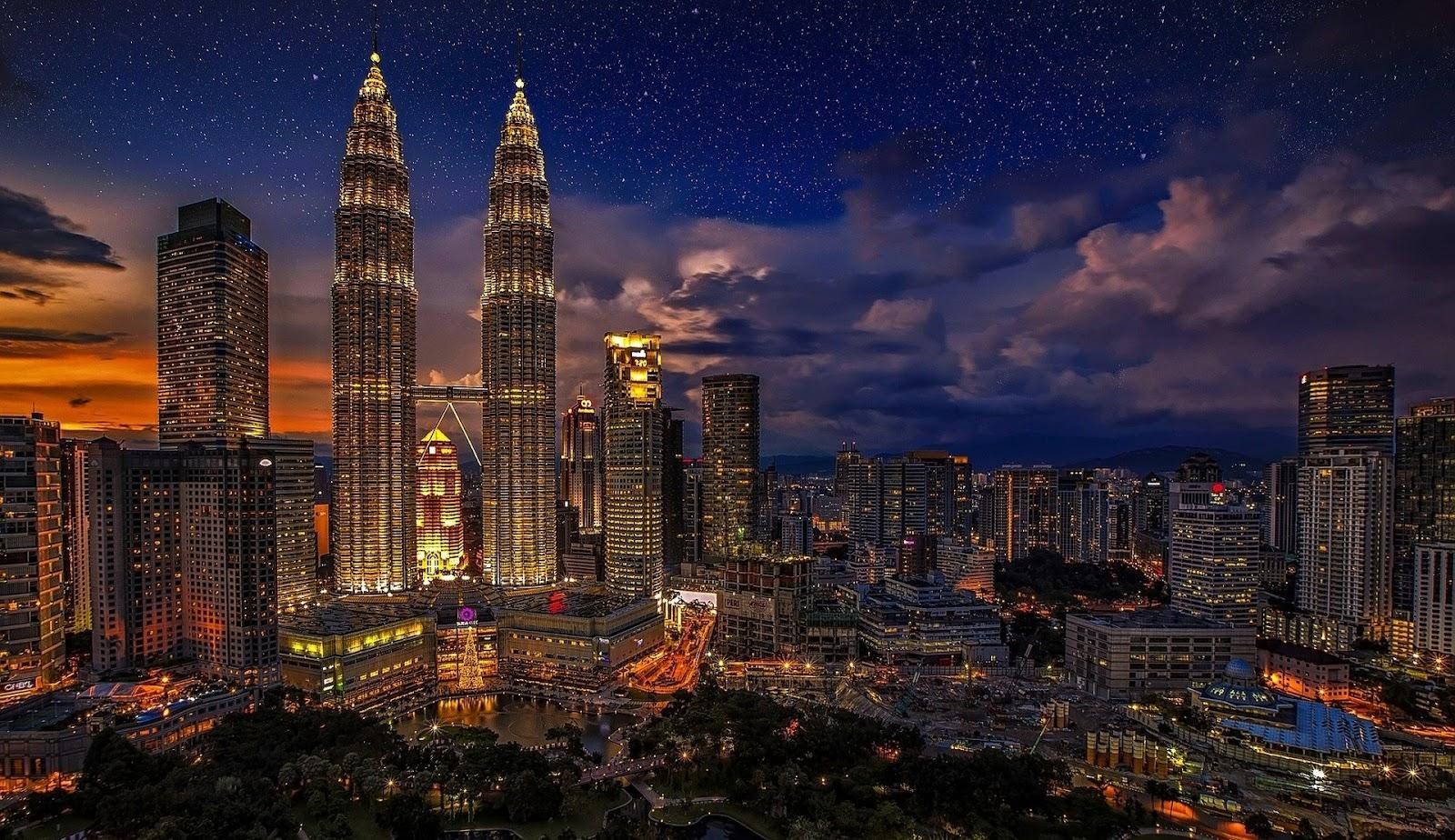 マレーシアの風景