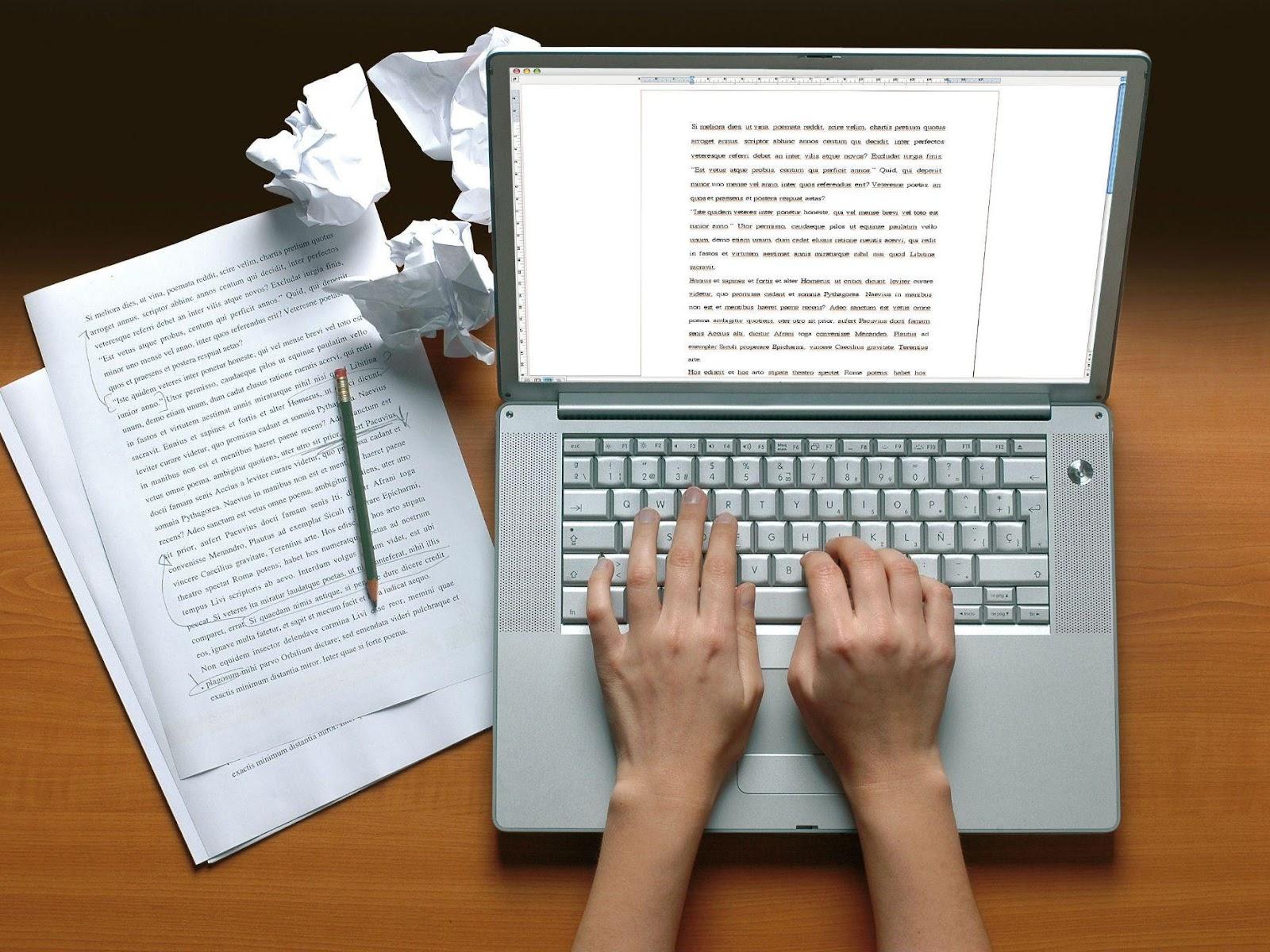 kerja kosong part time penulis