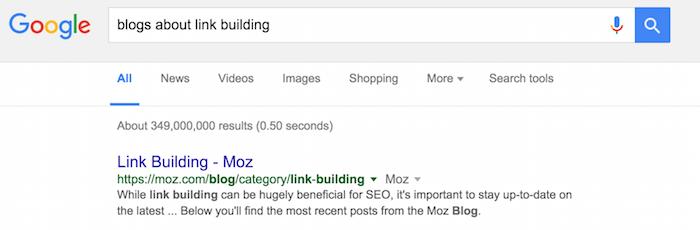 blogger tìm kiếm