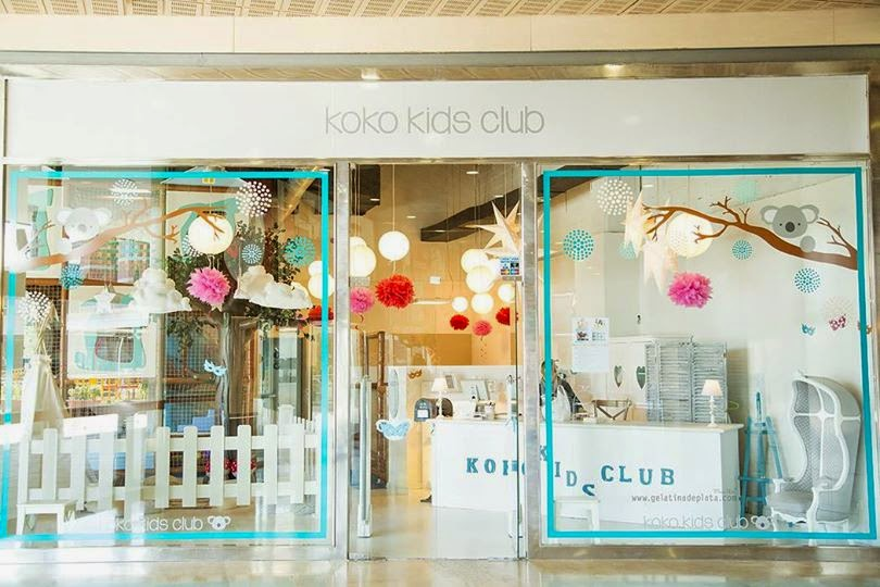 koko kids club entrada