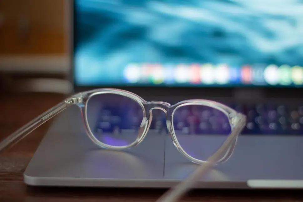 Blue Tint Glasses