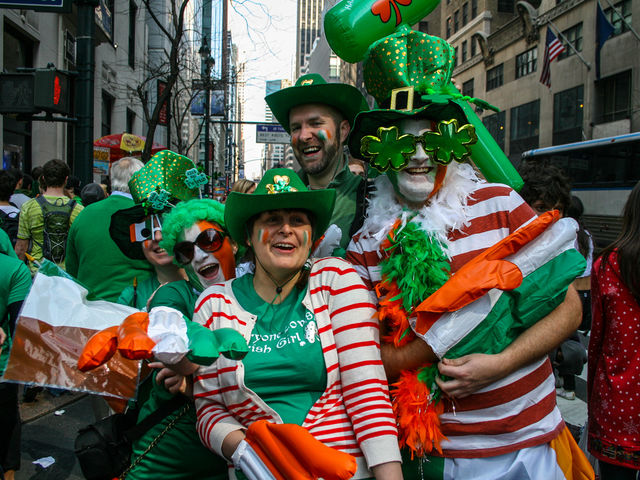 Image result for st patrick drinking