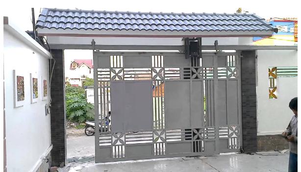Nên sử dụng loại cửa tự động cho ngôi nhà của bạn
